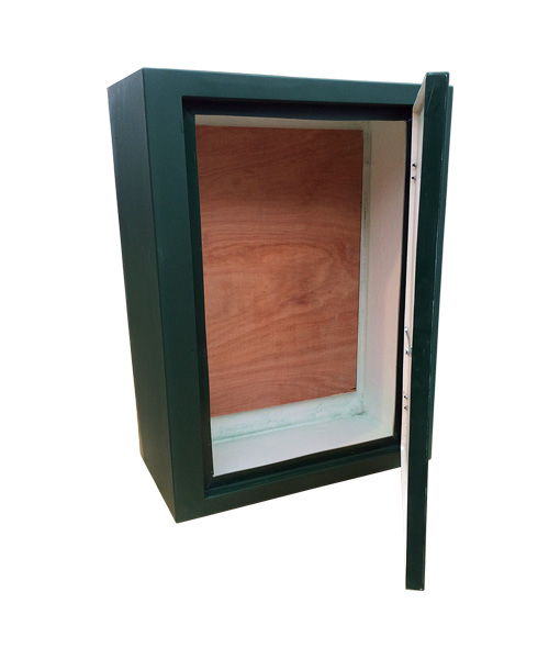 Fibreglass Weather Proof Kiosk