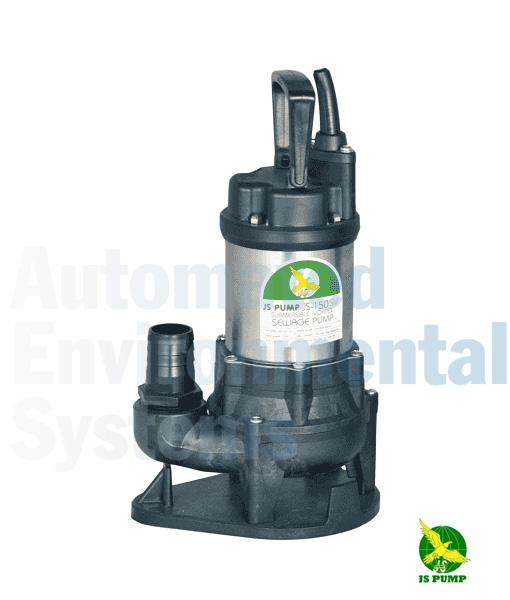 JS 150SV Submersible Vortex Sewage Pump