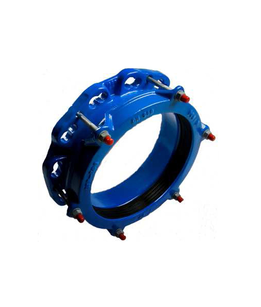 Wide Range Flange Adaptor Ductile Iron Automated