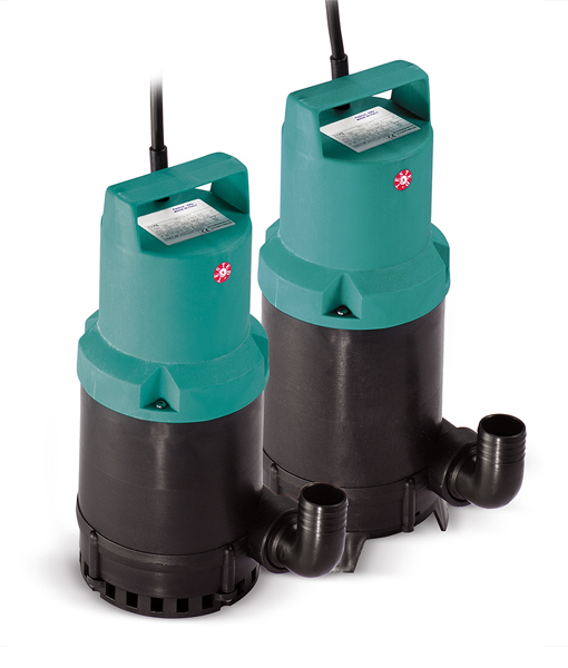 Arven NCC 24v Submersible Drainage Pump