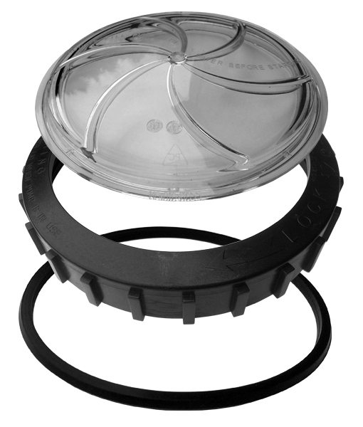 Mega swimming pool pump transparent lid and o ring automated environmental systems Swimming pool pump replacement