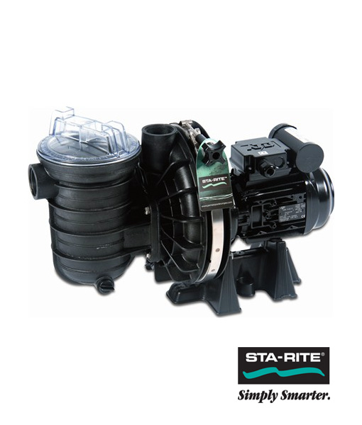 Sta rite 5p2r swimming pool pump automated environmental for Sta rite pool motor