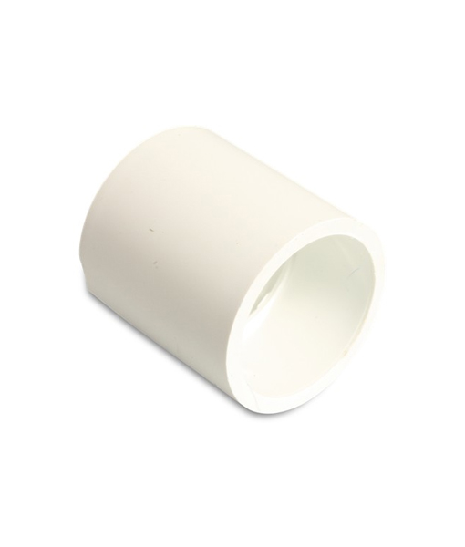 White PVC Socket