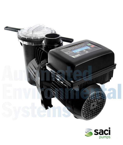 Saci e winner 300 variable speed swimming pool pump for Variable speed pool motor