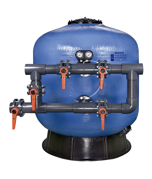Saci Commercial Swimming Pool Filter Automated