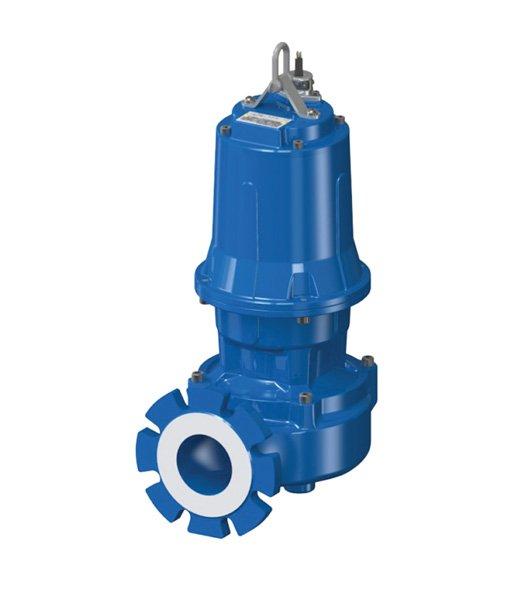Vh Series Dn65 Submersible Sewage Pump With Vortex