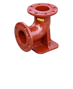 Fittings - Waste Water (Red)
