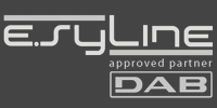 AES are a DAB E.SYLINE Approved Partner
