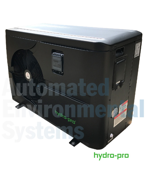 hydro pro swimming pool heat pump automated environmental rh automatedenvironmentalsystems co uk Wiring Pool Pump Outlet Pool Pump Switch Wiring Diagram