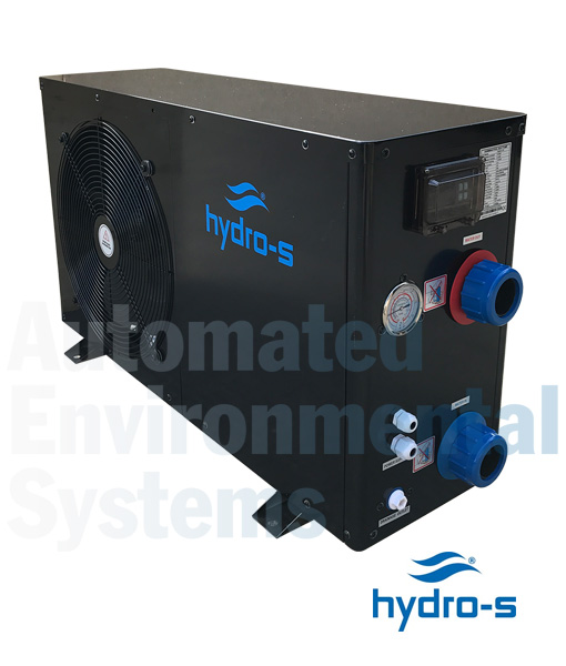 hydro s swimming pool heat pump hydro s 3 5 8 10 12 aes