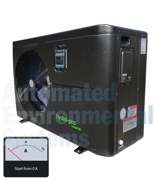 Swimming Pool Heat Pumps Automated Environmental Systems