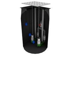 Medium Pumping Stations