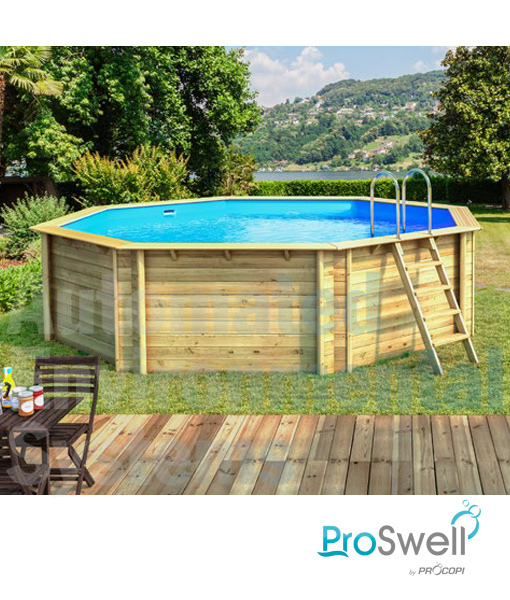 Proswell Odyssea Wooden Swimming Pool