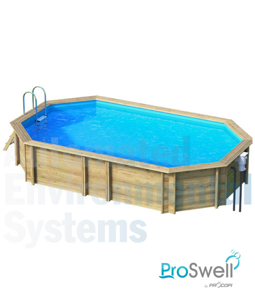 Proswell Weva Wooden Swimming Pool
