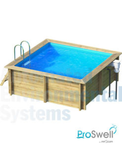 Wooden Swimming Pools - Automated Environmental Systems