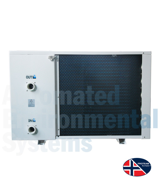 Proteam Inverter Swimming Pool Heat Pump Automated Environmental