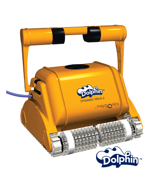 Dolphin Prox2 Robot Pool Cleaner Automated Environmental