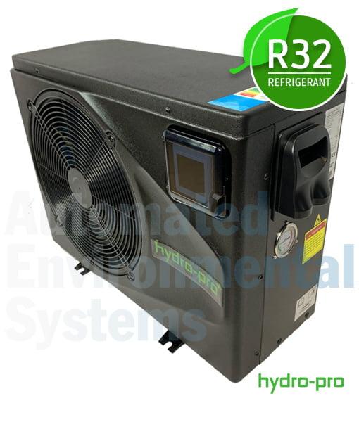 hydro-pro type p swimming pool heat pump