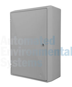 Fibreglass Weather Proof Kiosk - Automated Environmental Systems